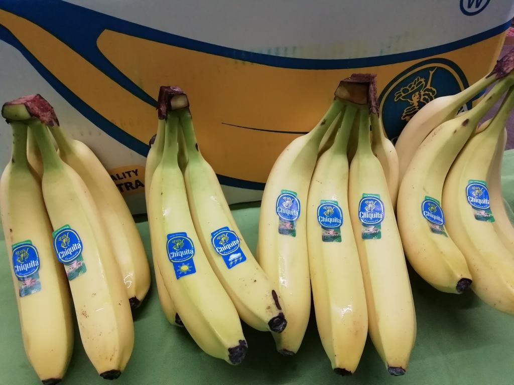 Banane Chiquita Ecuador € 2,50 al kg