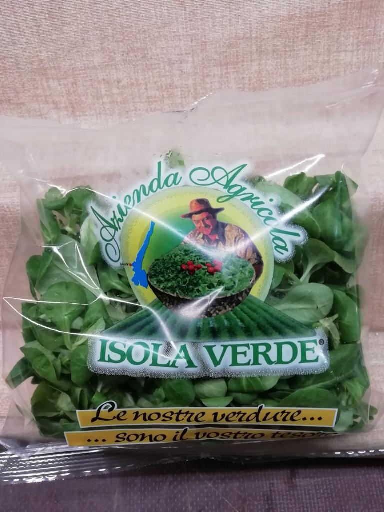 Busta Valeriana gr.100 € 1,40